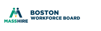 MassHire Boston Workforce Board Logo