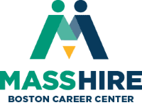 masshire boston career center logo