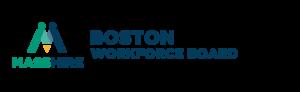 MassHire Boston Workforce Board Logo